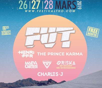 FESTIVALTHO: LIVE DJ - ELECTRO MIX THE 26th, 27th, 28th MARCH - FROM 329 € / PERS*
