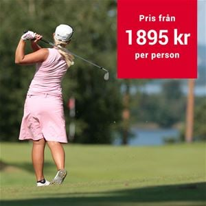 Experience Golf in Norrköping, play 3 days