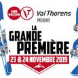 WEEKEND LA GRANDE PREMIERE - FROM 22/11/19 TO 24/11/19 - STUDIO AND APARTMENT - FROM 120 € / PERS*