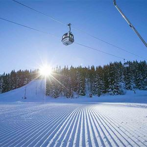 INFINITELY SKI…Stay in a hotel or guest house
