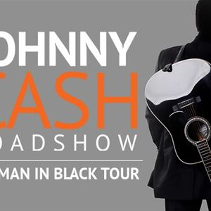 Konsertpaket 20 nov - JOHNNY CASH ROADSHOW - THE MAN IN BLACK TOUR 2020