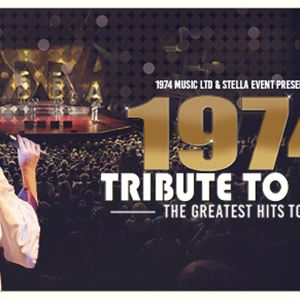 Konsertpaket 14 nov - 1974 TRIBUTE TO ABBA – THE GREATEST HITS TOUR