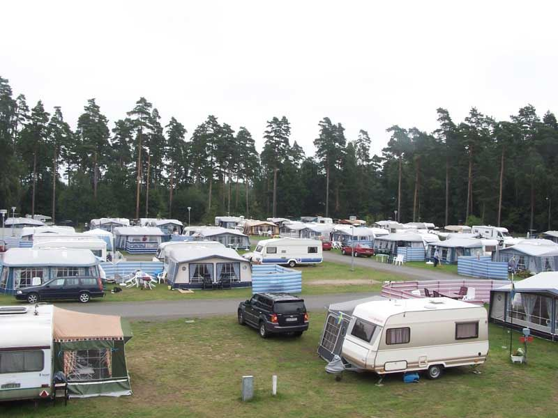 Accommodation during Ifö-cup