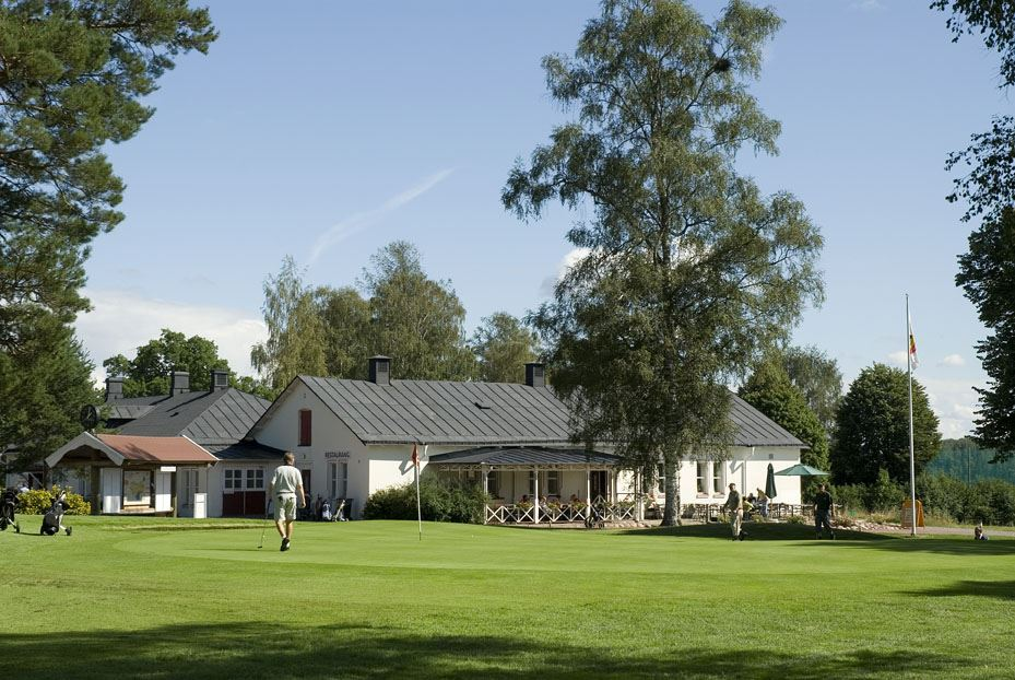 Golf package Säters golf course