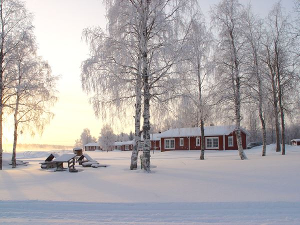 Christmas buffet and accommodation at Kukkolaforsen in the heart of Lapland