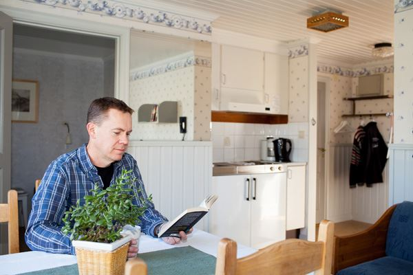 Stay a week in a cottage at Kukkolaforsen