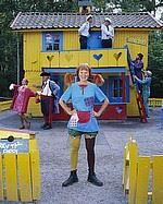 Accommodation at KustCamp Ekön and free entrance to Astrid Lindgren's World 2 adults and 2 children