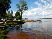 Leksand - Swimming Places