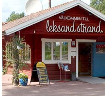 Minigolf, Leksand Strand Stugby & Camping