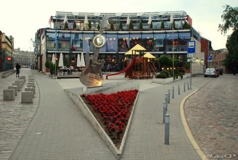 Tour to Liepaja (9 hours)