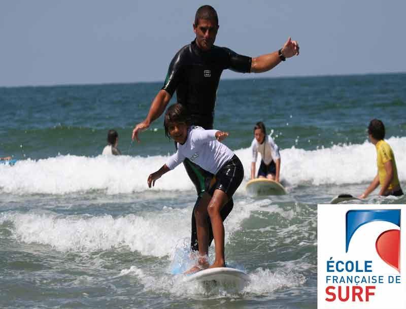 Ecole Française de Surf New School