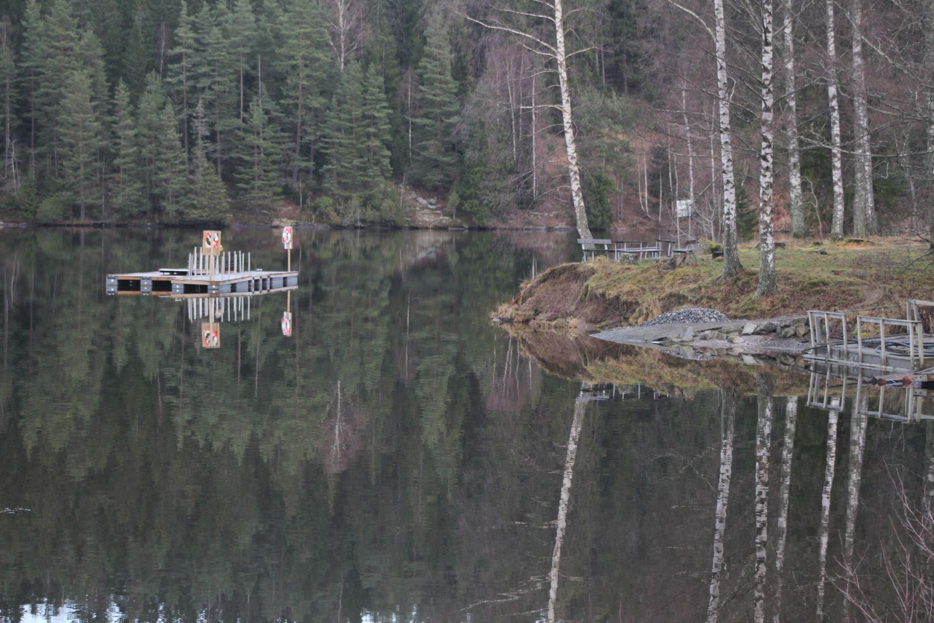 Glomma Mørkfoss - Solbergfoss