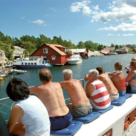 Archipelago Line tour