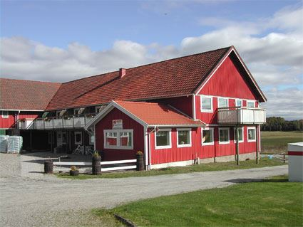 Åsleröds Camping och Vandrarhem, Fjällbacka