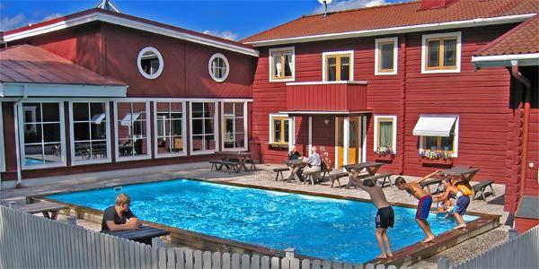Hotel Moskogen, Leksand