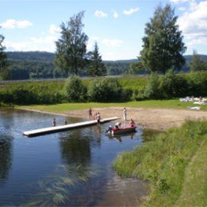 Kävsta Camping / husvagns- och tältplatser