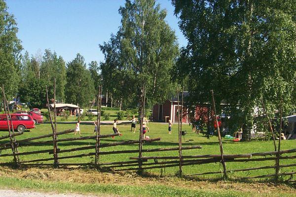 Kerstins Udde / Camping
