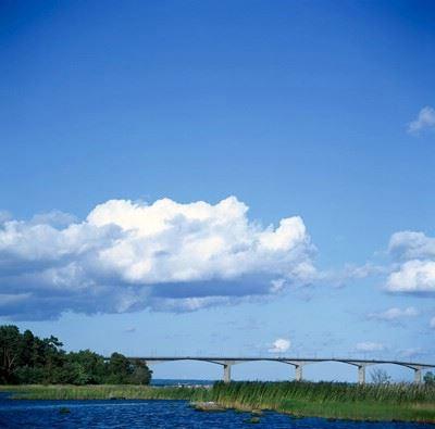 Ölandsbron sett från Svinö