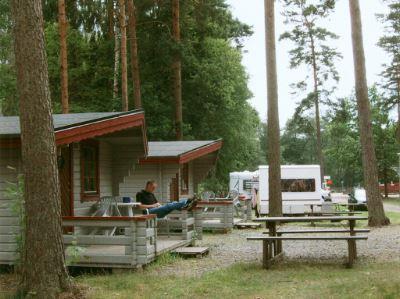 Värnamo Camping Prostsjön / Cottages