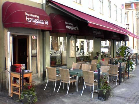 Larmgatan 10 Restaurant