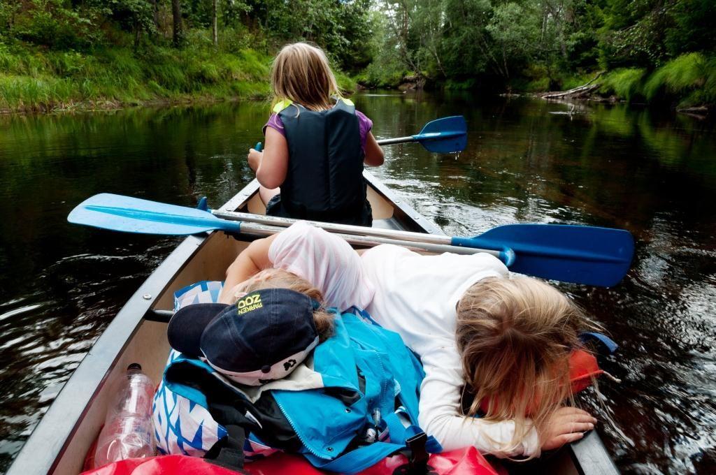 Voxnabruks Kanot & Camping/Camping