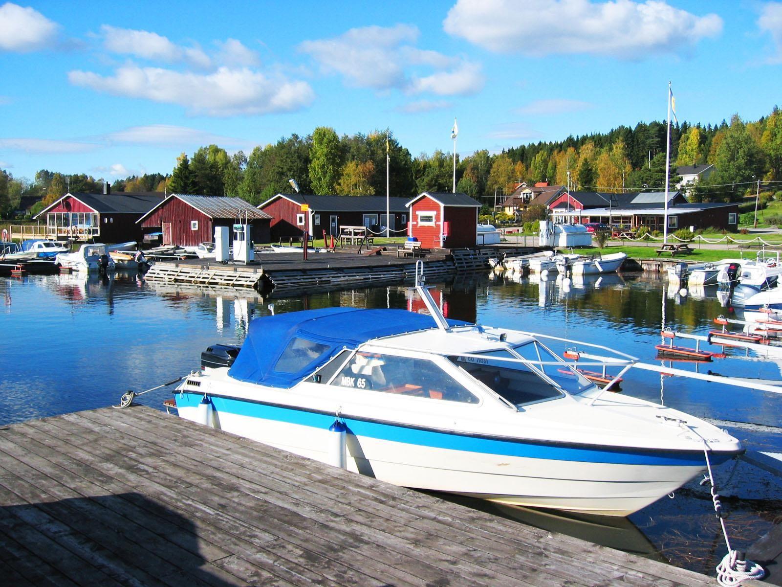 Roger Andersson, Juniskärs Gasthafen