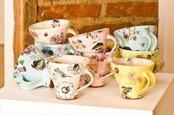 Maria Liliegren, Maria Liliegren, keramik