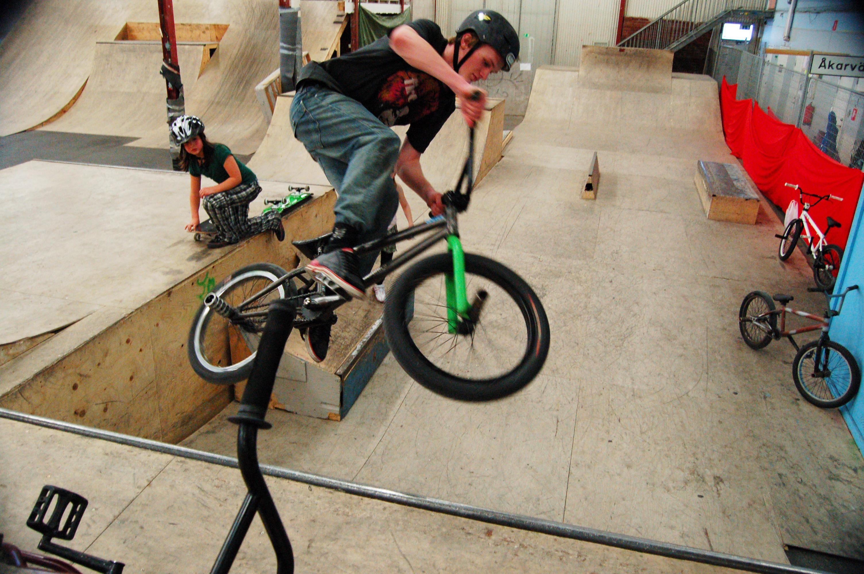 Drakstaden Skatepark