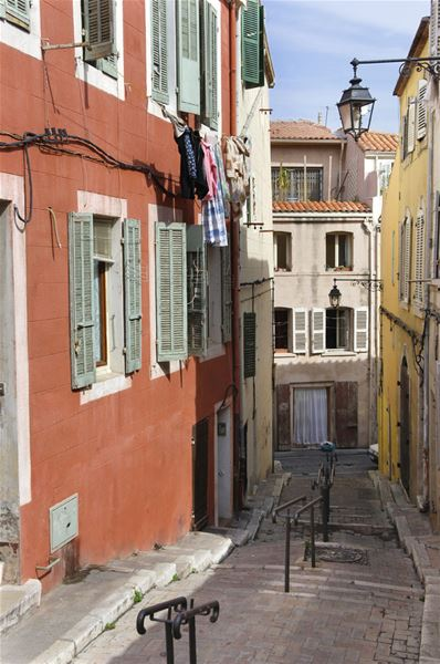 Balade historique entre ville et port
