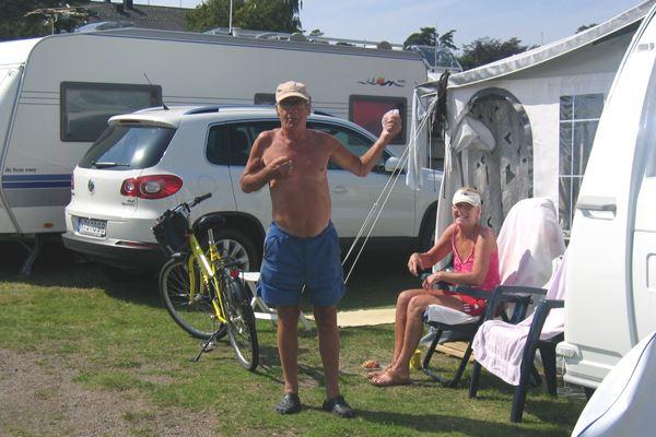 Åsa Camping och Havsbad/Camping