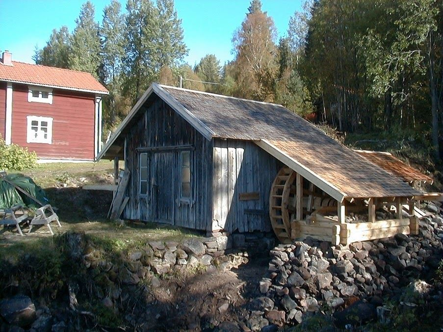 Bone mill at Sörbäcken – Lima