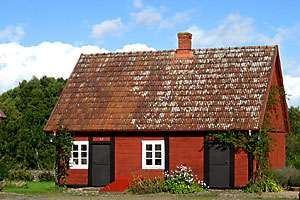 Bockebodagårdens B&B (Bo på lantgård)