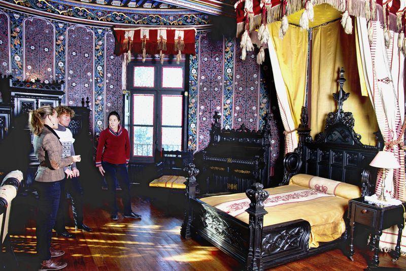 Visite du Château Abbadia à Hendaye, un site exceptionnel !