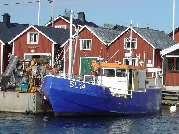Fishing Village Lörudden