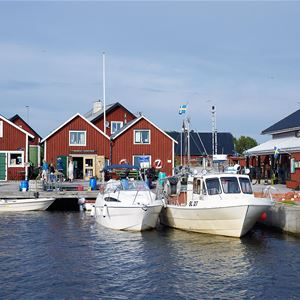 Fishing Village Lörudden