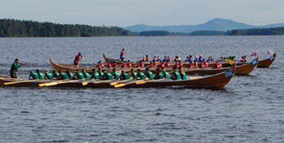 Churc Boat Race, Mora