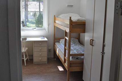 © Åhus Missionsgård, Bild ett av gårdens rum