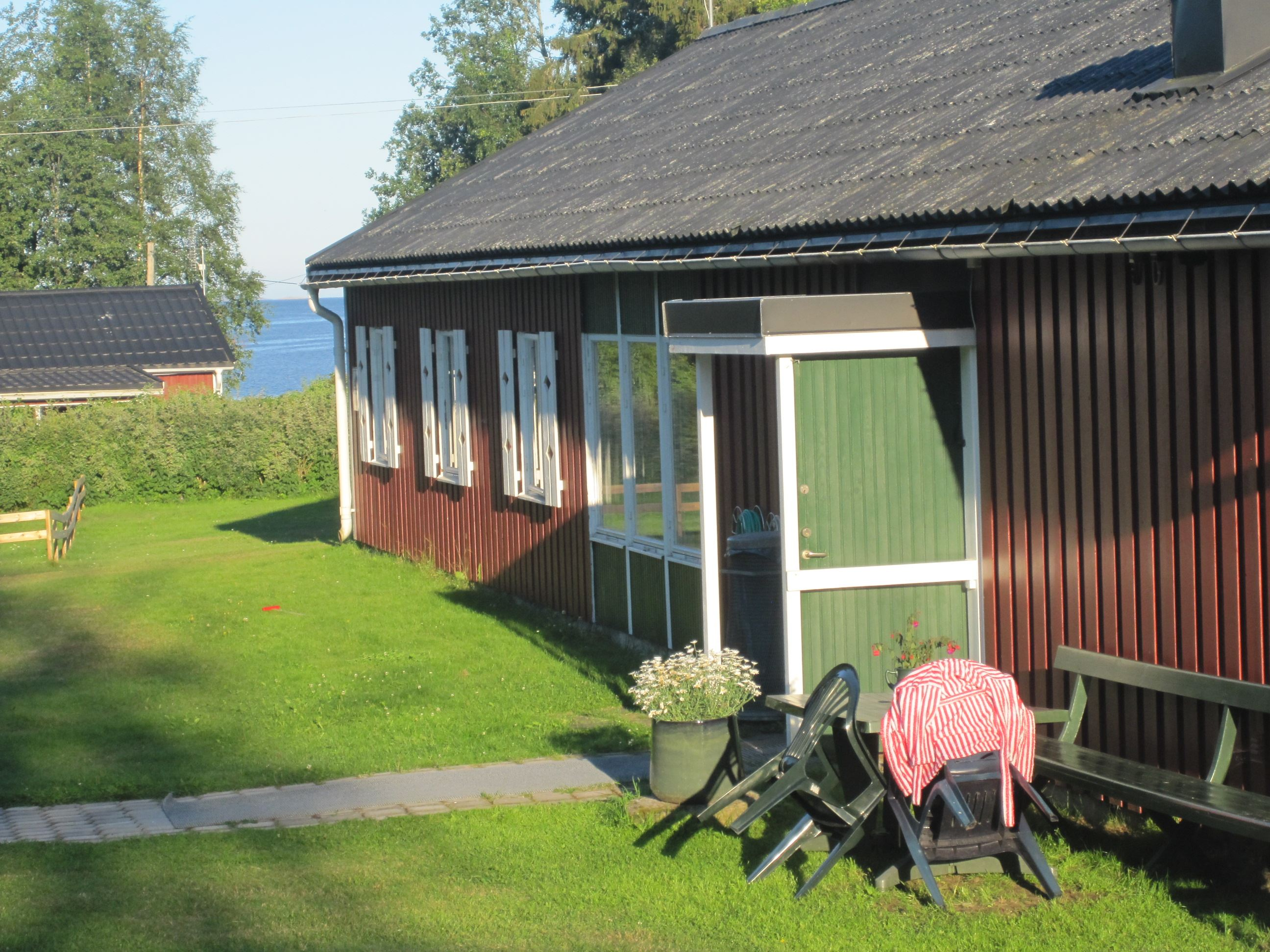 Alnö Youth Hostel - Slädagården