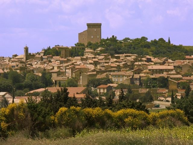 10.EXCURSION SUR LA ROUTE DE CHATEAUNEUF DU PAPE