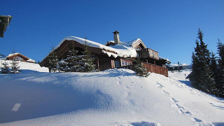 Hytte på Hafjell Panorama