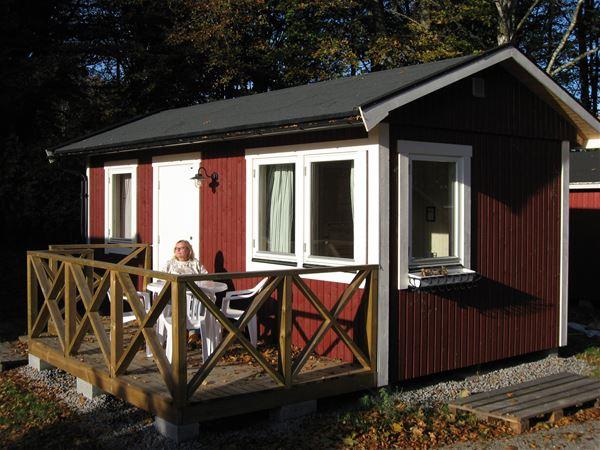 Tredenborgs Camping/Stugor
