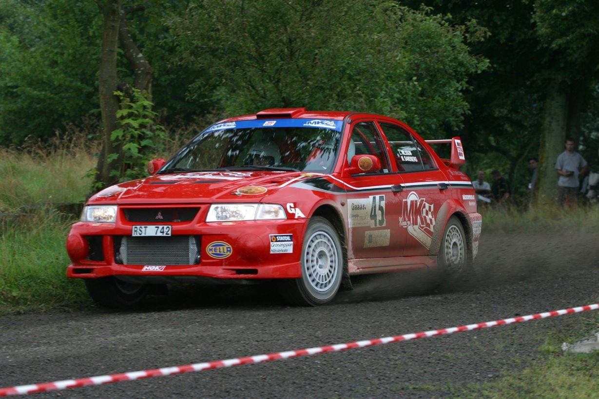 AM Snapphane Rallye - Jetzt geht's rund in Snapphane!
