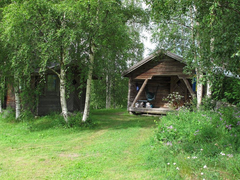 S5405 Lantnära boende- Ljustorpsåns Angeln Hütte