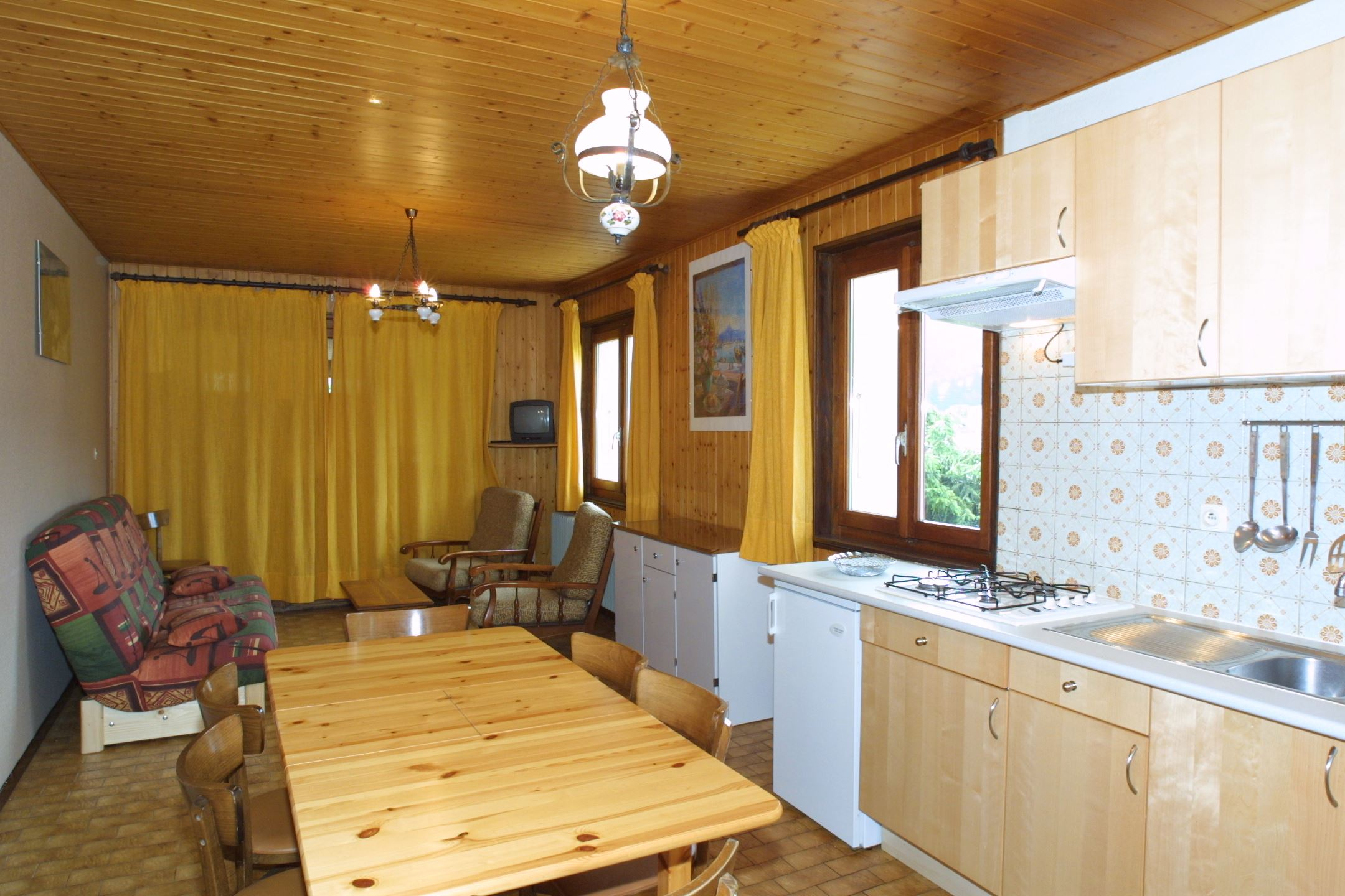 Corzolet n°5 (Ancolie) - 3 rooms **- 6 people -54 m²
