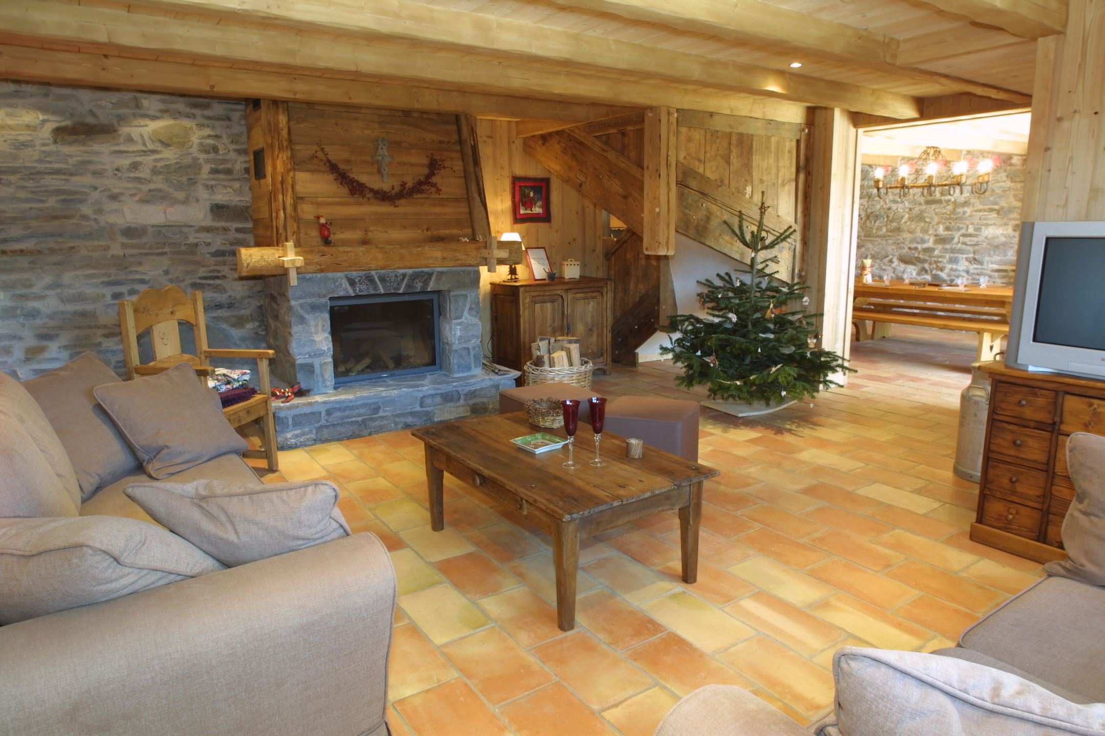 Reine des Neiges n°4 - 5 rooms ****- 10 people - 142 m²