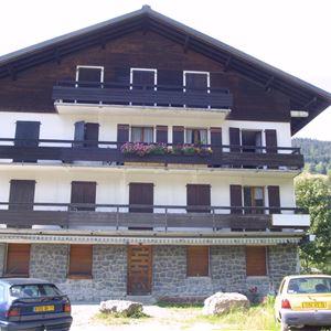 Leilighet for inntil 4 personer med 2 rom på Retour aux Neiges n°1 - Les Gets