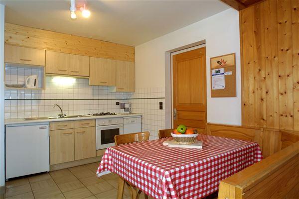 Lägenhet för upp till 5 personer med 2 rum på Arolle n°2 - Les Gets