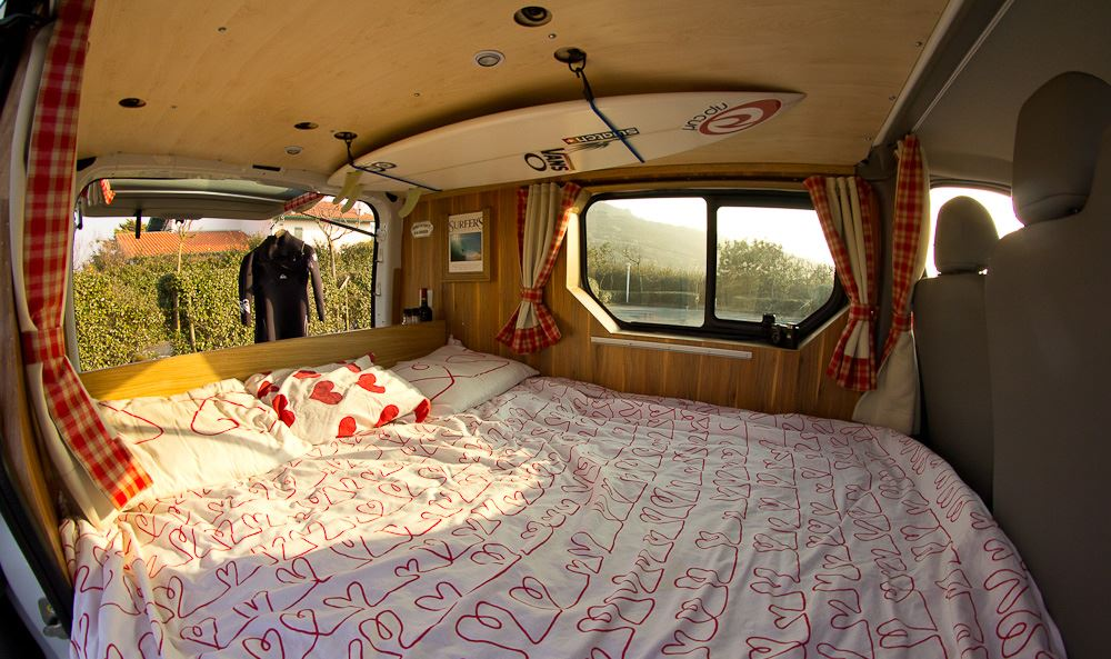 Location Campy / Campervan