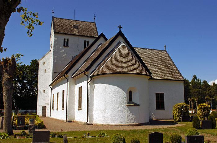 © Copyright: Everödsbygdens församling, Everöds kyrka