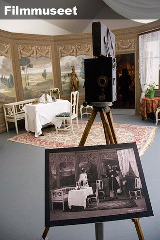 © Copyright: Regionmuseet Kristianstad, Sweden's only official film museum